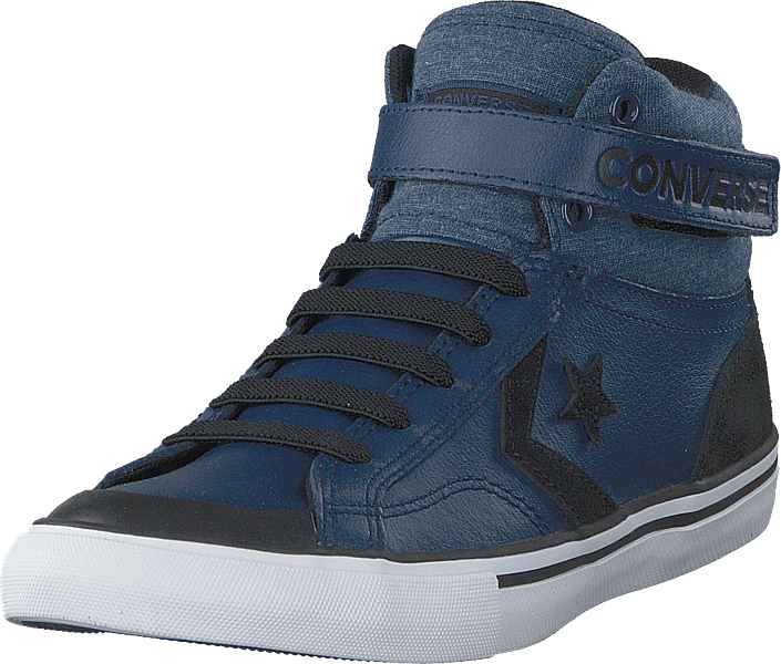 Converse - Pro Blaze Strap - Hi Navy/black/white
