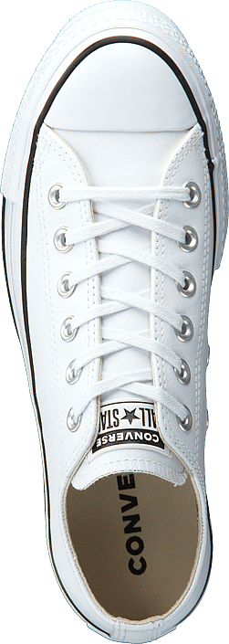 Converse - Chuck Taylor All Star Lift White