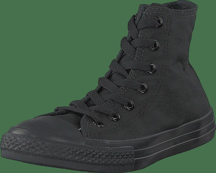 Converse - Chuck Taylor All Star - Hi Black