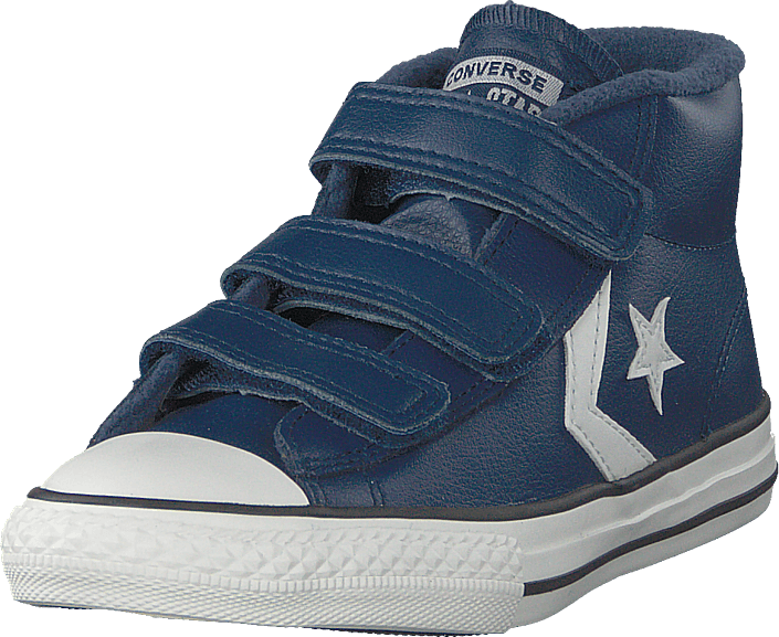 Converse - Star Player 3v - Mid Navy/mason Blue/vintage White