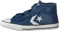 Star Player 3v - Mid Navy/mason Blue/vintage White