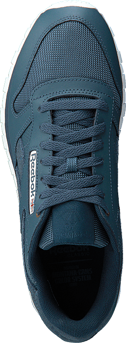 e4abd3a5141d1 Buy Reebok Classic Cl Leather Mu Deep Sea mt Fuji whit blue Shoes ...