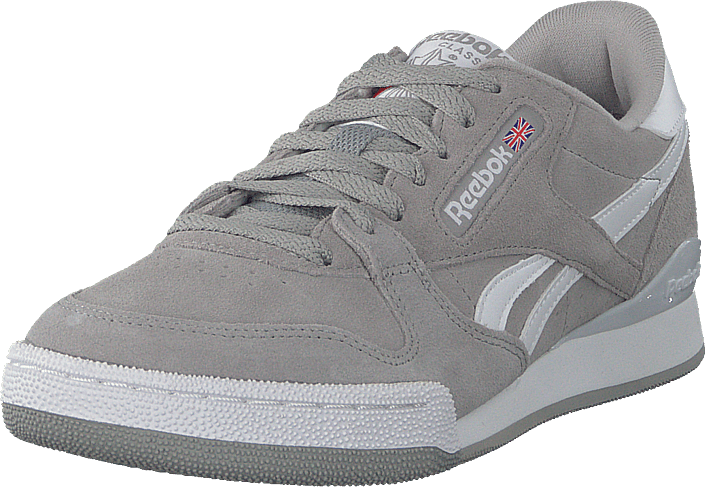 c1a92cda649 Buy Reebok Classic Phase 1 Pro Mu Tin Grey white grey Shoes Online ...