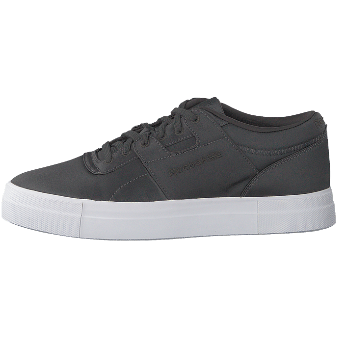 Reebok Classic Workout Lo Fvs Txt Coalwhite Schuhe Kaufen