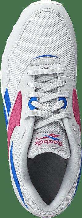 Grey berry Sportsko Beige Sneakers Reebok Kjøp Rapide blue Classic Online Og Sko Mu chalk YFSWawIqx