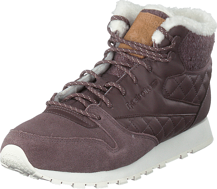 Reebok Classic - Cl Lthr Arctic Boot Almost Grey/chalk/cam