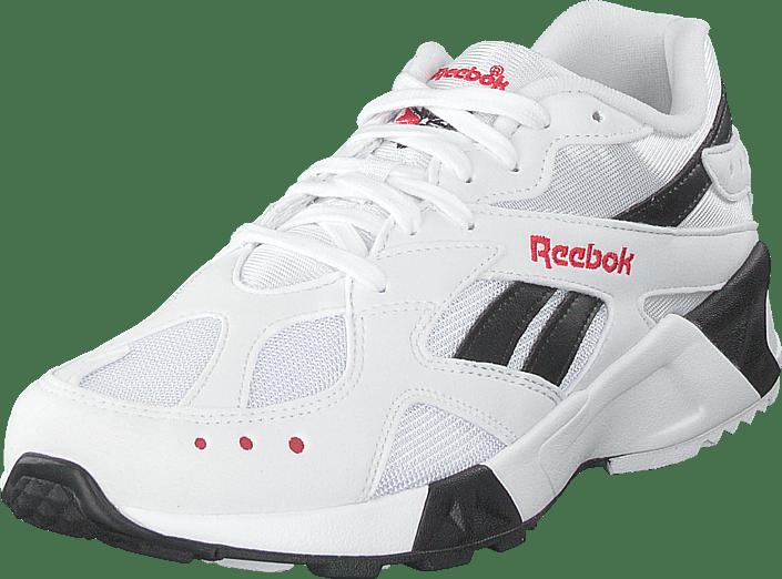 Reebok Classic - Aztrek White/black/excellent