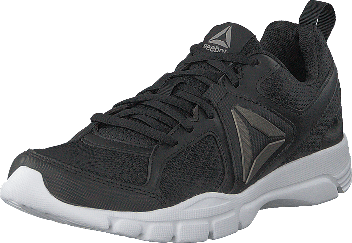 bb84cafd44287c Buy Reebok Reebok 3d Fusion Tr Black white pewter grey Shoes Online ...