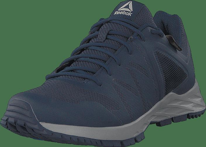 Reebok - Rbk Astroride Trail Gtx Navy/grey/vital Blue