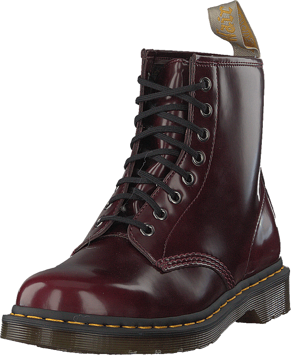 Dr Martens - Vegan 1460 Cherry Red