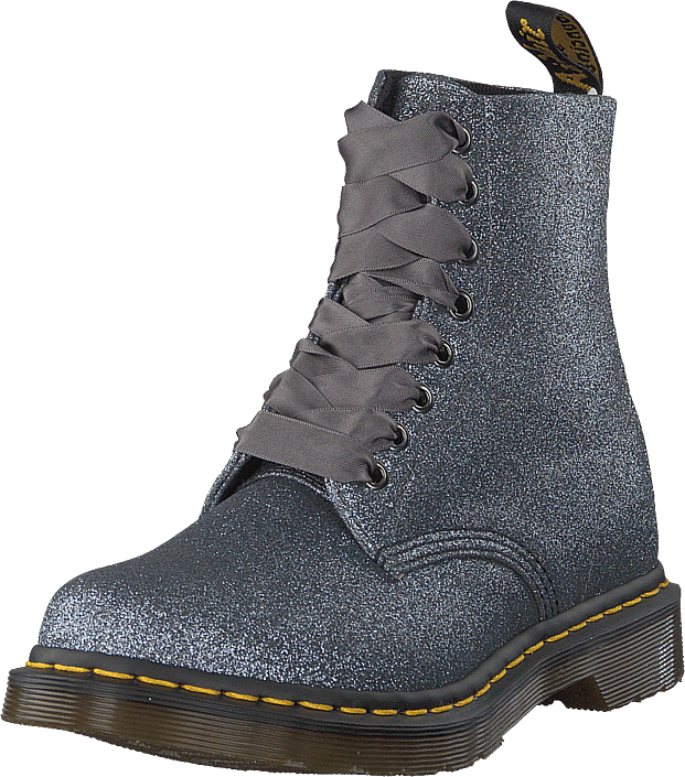 Dr Martens - 1460 Pascal Glitter Pewter