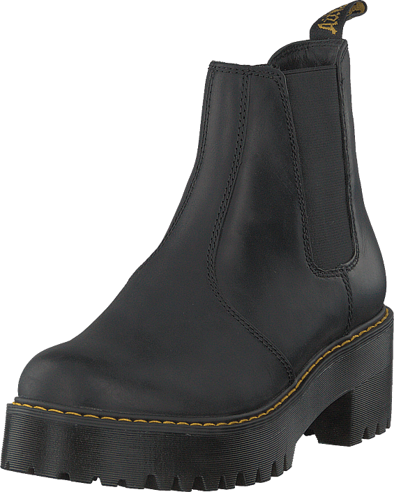 Dr Martens - Rometty Black