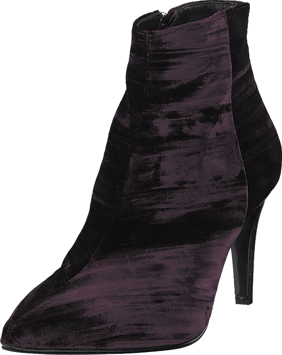 A Pair - Velvet Party Plum Velluto Prugna