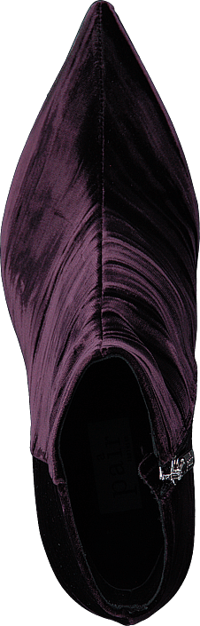 A Pair - Velvet Party Plum Velluto Prugna