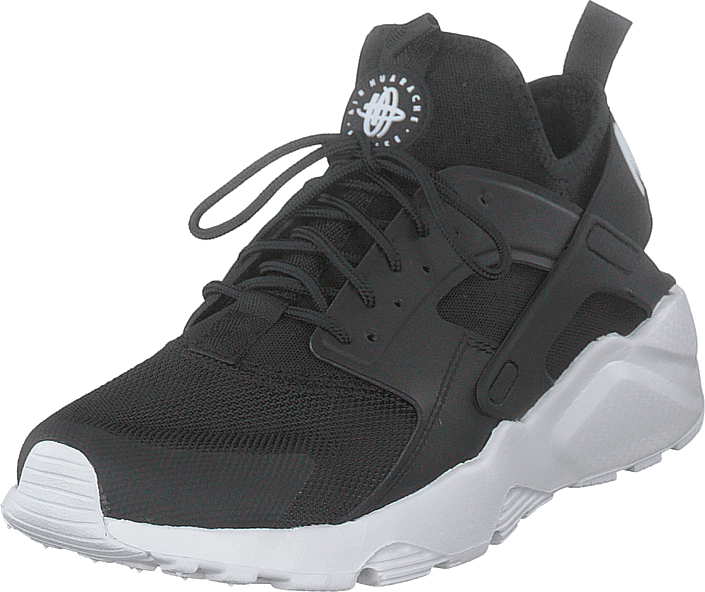 online store 45e56 87bfa Nike - Nike Air Huarache Run Ultra Black white