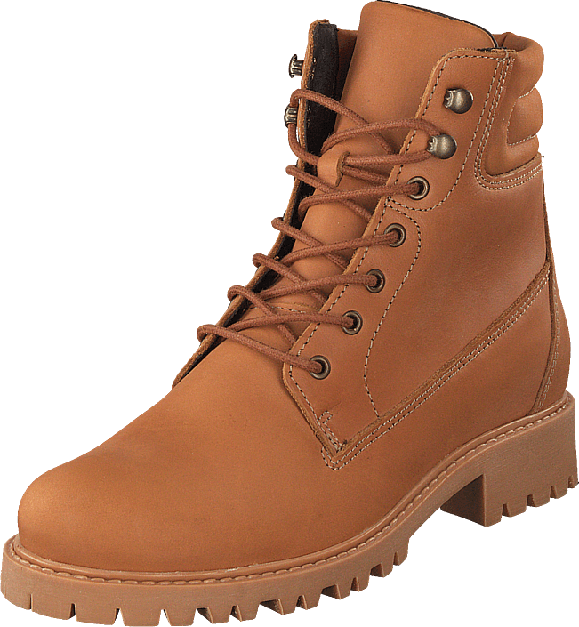 Bianco - Bfapril Worker Boot Ond18 240-cognac