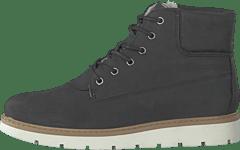 09000eab8a62 Bianco - Bfanli Wedge Nubuck Boot Ond18 102-black 2