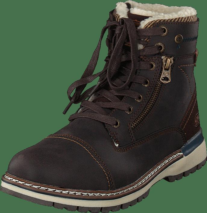 Dockers by Gerli - 43AD103-650360 Dark Brown