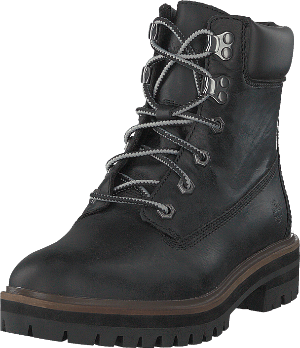 "Timberland - London Square 6"" Black"