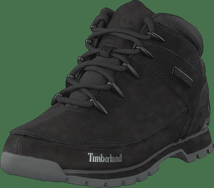 timberland euro hiker noire