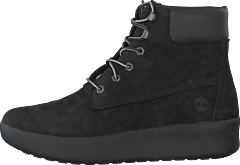 Berlin Park Black Nubuck