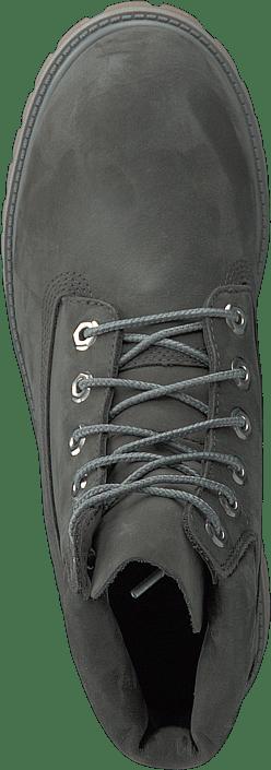 6 Inch Classic Boot Dark Grey