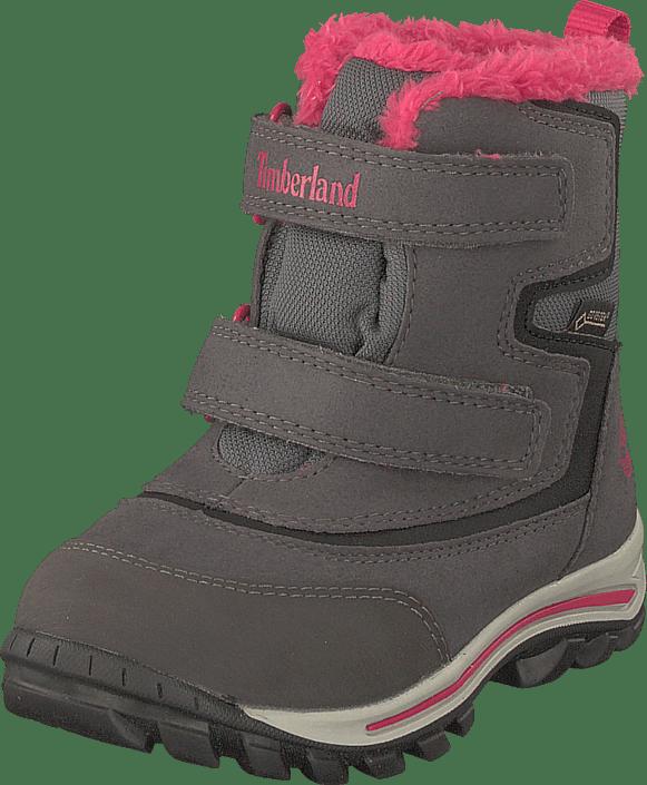 Timberland - Chillberg 2 Strap Gtx Dark Grey/pink