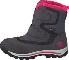 Chillberg 2 Strap Gtx Dark Grey/pink