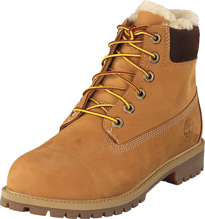 Timberland - Timberland 6 Inch Icon Warm Lined Wheat