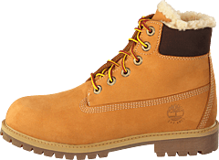 Timberland 6 Inch Icon Warm Lined Wheat