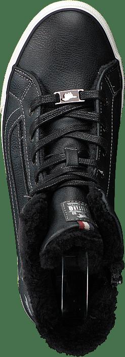 High Top Sneaker Graphit