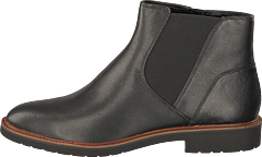 Tm Abelle Plain Boot Black