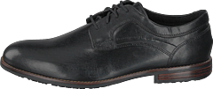 Dustyn Plain Toe Black