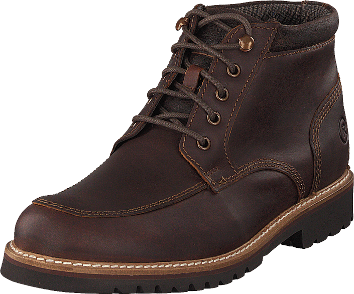 Rockport - Marshall R Moc Toe Saddle Brown