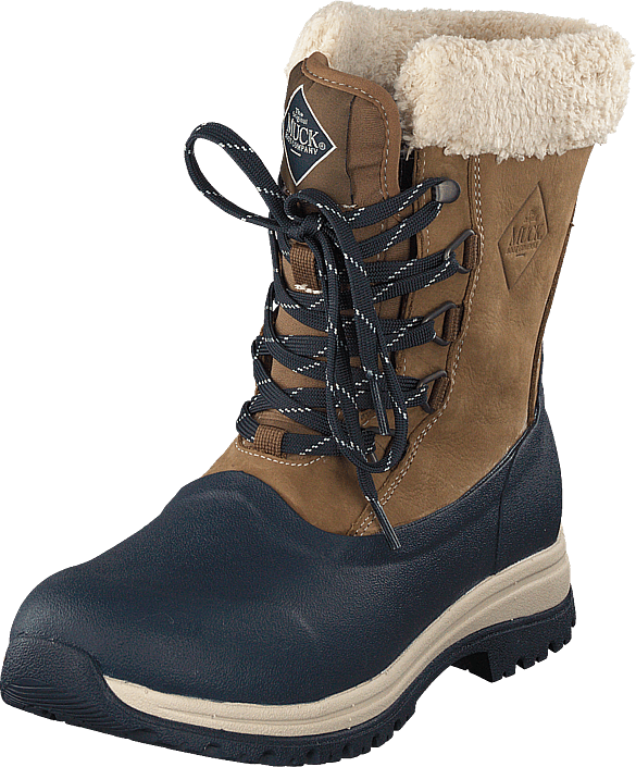 Muckboot - Apres Lace Mid Brown