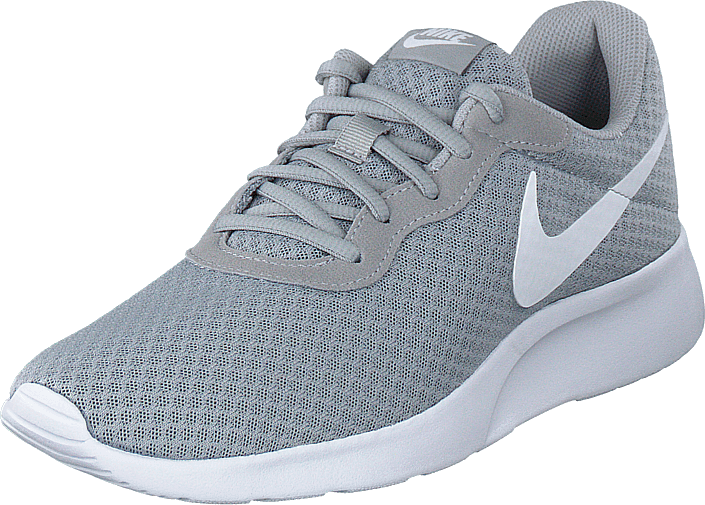 Nike - Men's Tanjun Wolf Grey/white