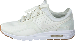 W Air Max Zero Sail/sail-gum Light Brown