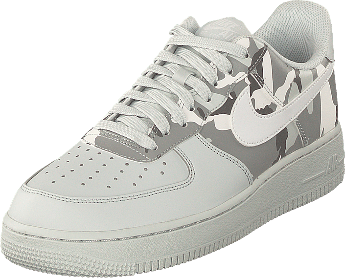 Air Force 1 ´07 Lv8 Pure Platinumpure Platinum