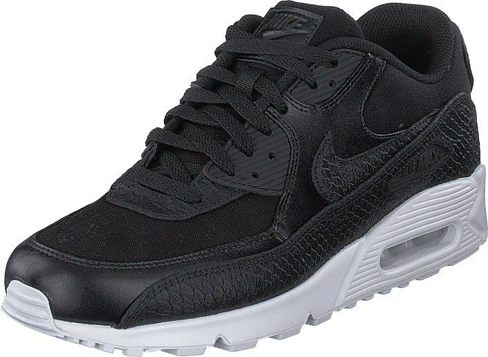 Nike - M Air Max 90 Premium Black/white/black