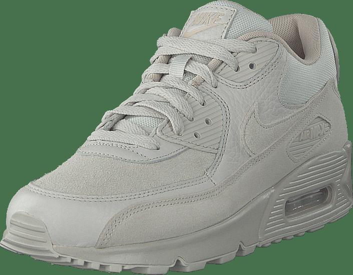 Buy Nike M Air Max 90 Premium Light Bone String Shoes Online
