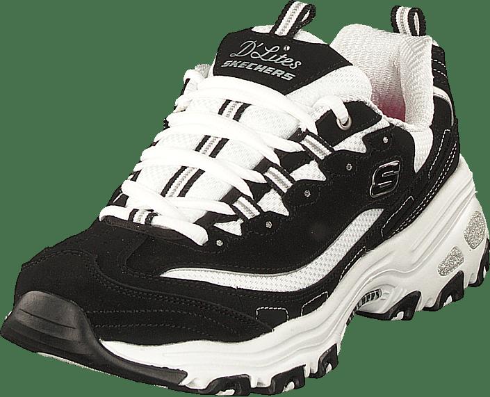 Og 60119 Biggest Sneakers Fan 05 Køb Sportsko Skechers Sorte Online D'lites Sko Bkw fxCpwRzq