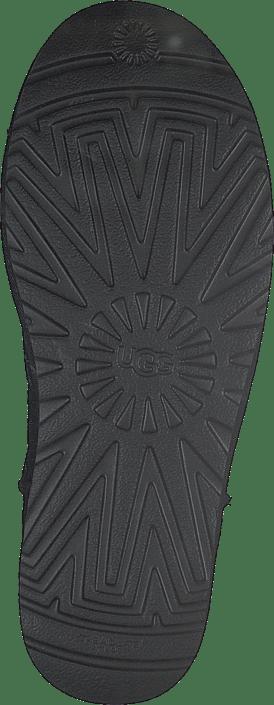 Classic Mini Ugg Sparkle Black