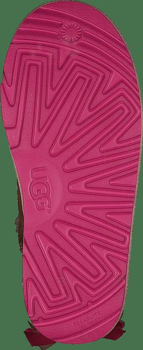 UGG - Bailey Bow Ii Chestnut / Pink Azalea
