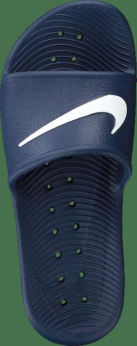 Nike Kawa Shower Slide Navy/white Chaussures Homme