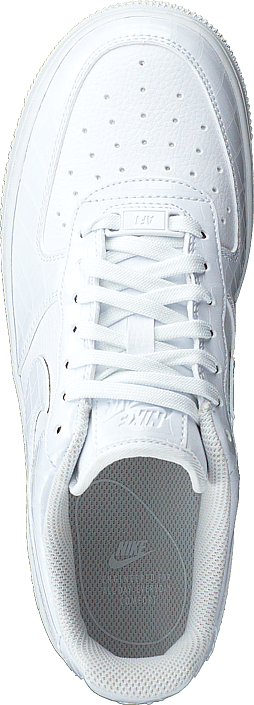 Nike - Wmns Air Force A '07 Ess White/white