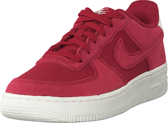Nike - Air Force 1 Suede Bg Red Crush/red Crush-sail