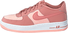 Air Force 1 Lv8 Gg Rust Pink/rust Pink-storm Pink