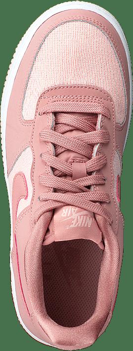 cb8436ed918 Köp Nike Air Force 1 Lv8 Gg Rust Pink rust Pink-storm Pink rosa Skor ...
