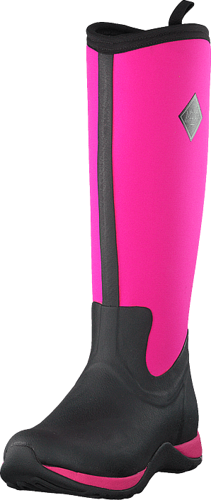 Arctic Adventure Tall Black/hot Pink