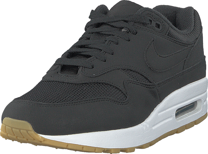 Wmns Air Max 1 Blackblack gum Light Brown